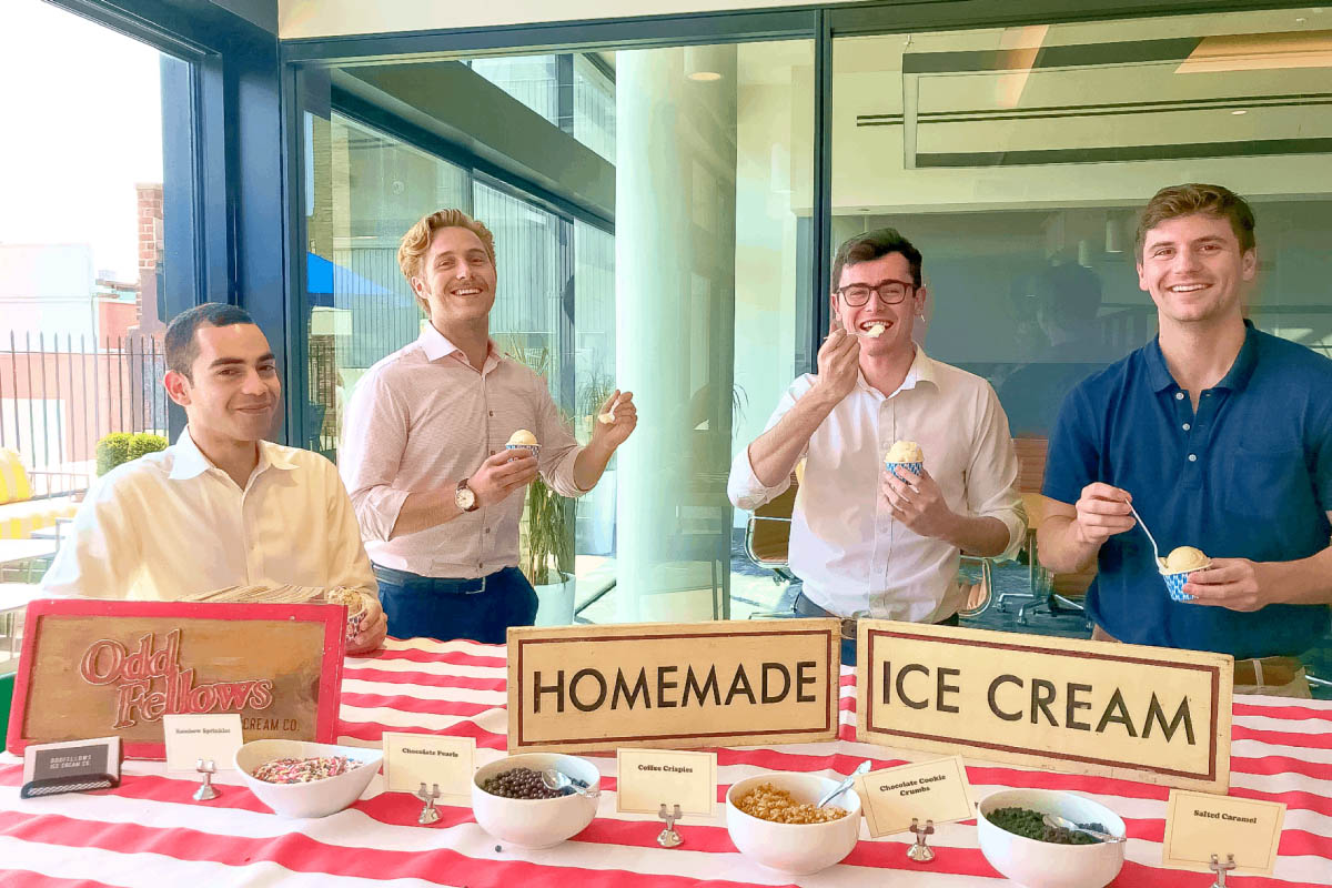 New Fortress Ice Cream Social