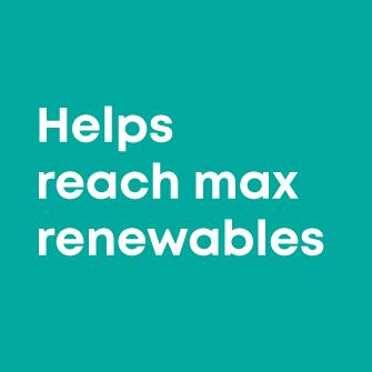 Reach renewables goal