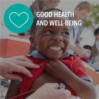 SDG Good health and well-being