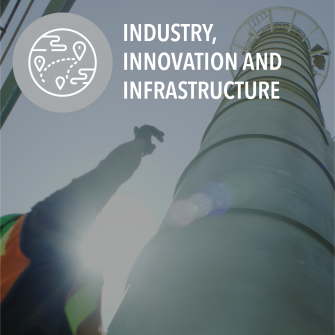 SDG Industry, innocation and infrastructure
