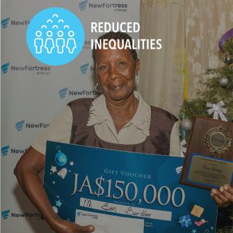 SDG Reduced inequalities