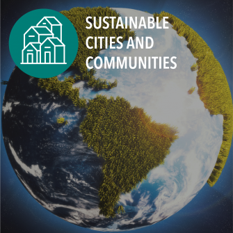 SDG Sustainable cities and communities