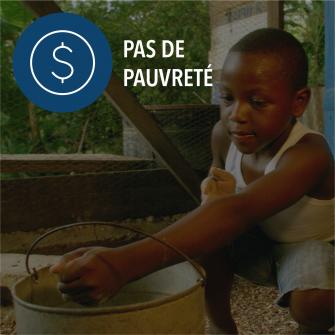 SDGs pas de pauvrete