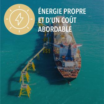 SDGs energie propre et dun cout abordable