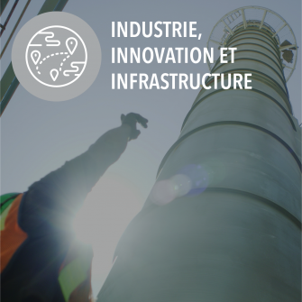 SDGs industrie innovation et infrastructure