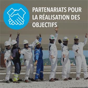 SDGs partenariats pour la realisation des objectifs