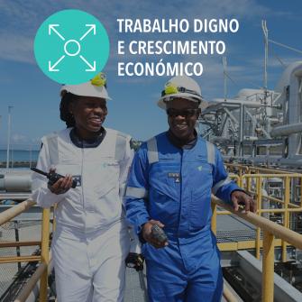 SDGs trabalho digno e crescimento economico