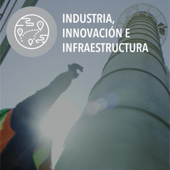 SDGs industria innovacion e infraestructura