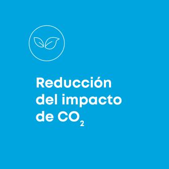 Reduccion del impacto de CO2