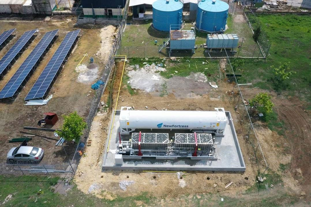 Jamaica Site Completion
