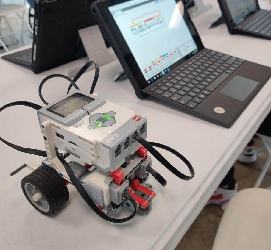 PR Robotics Lab
