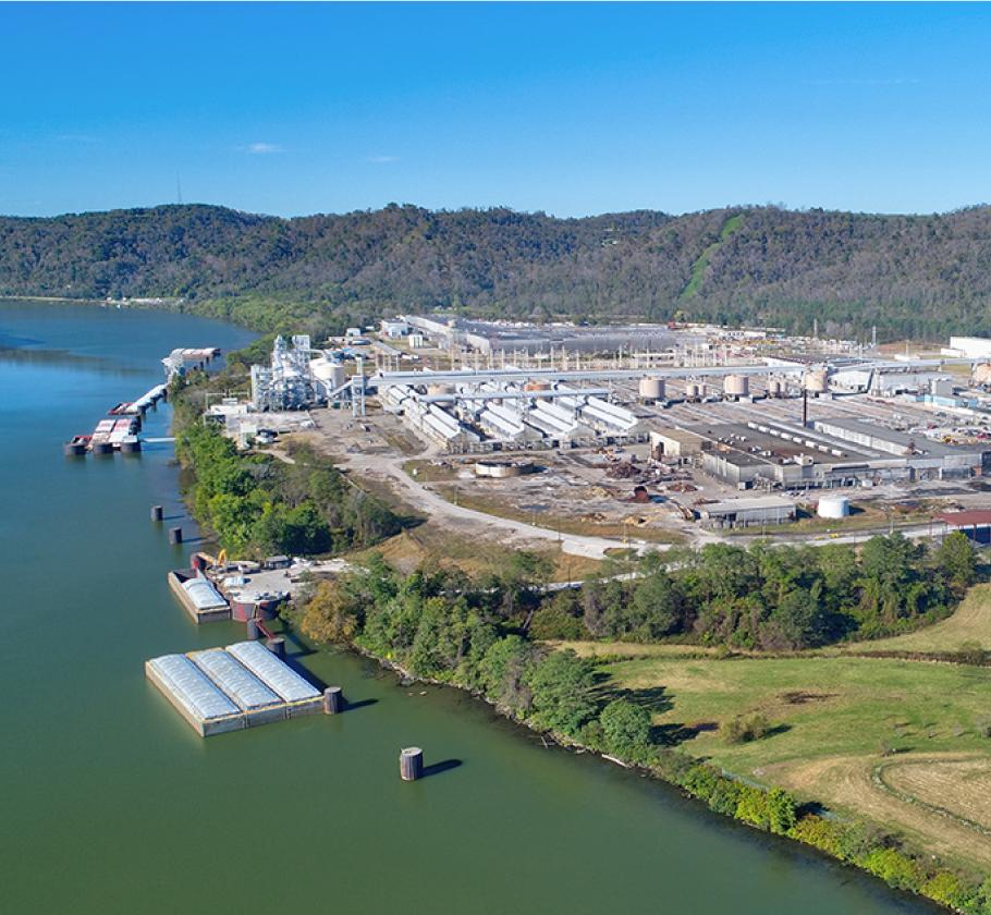 picture of long ridge energy terminal