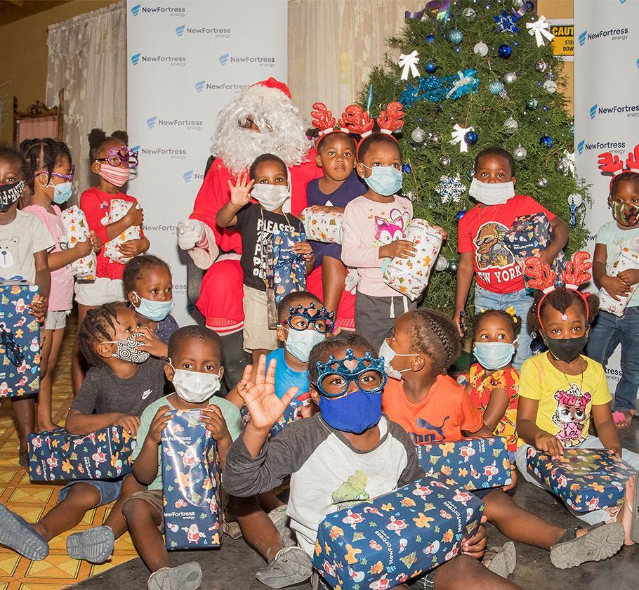 Jamaica Christmas Toy Donation Image 1